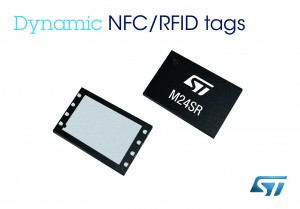 M24SR NFC Tags
