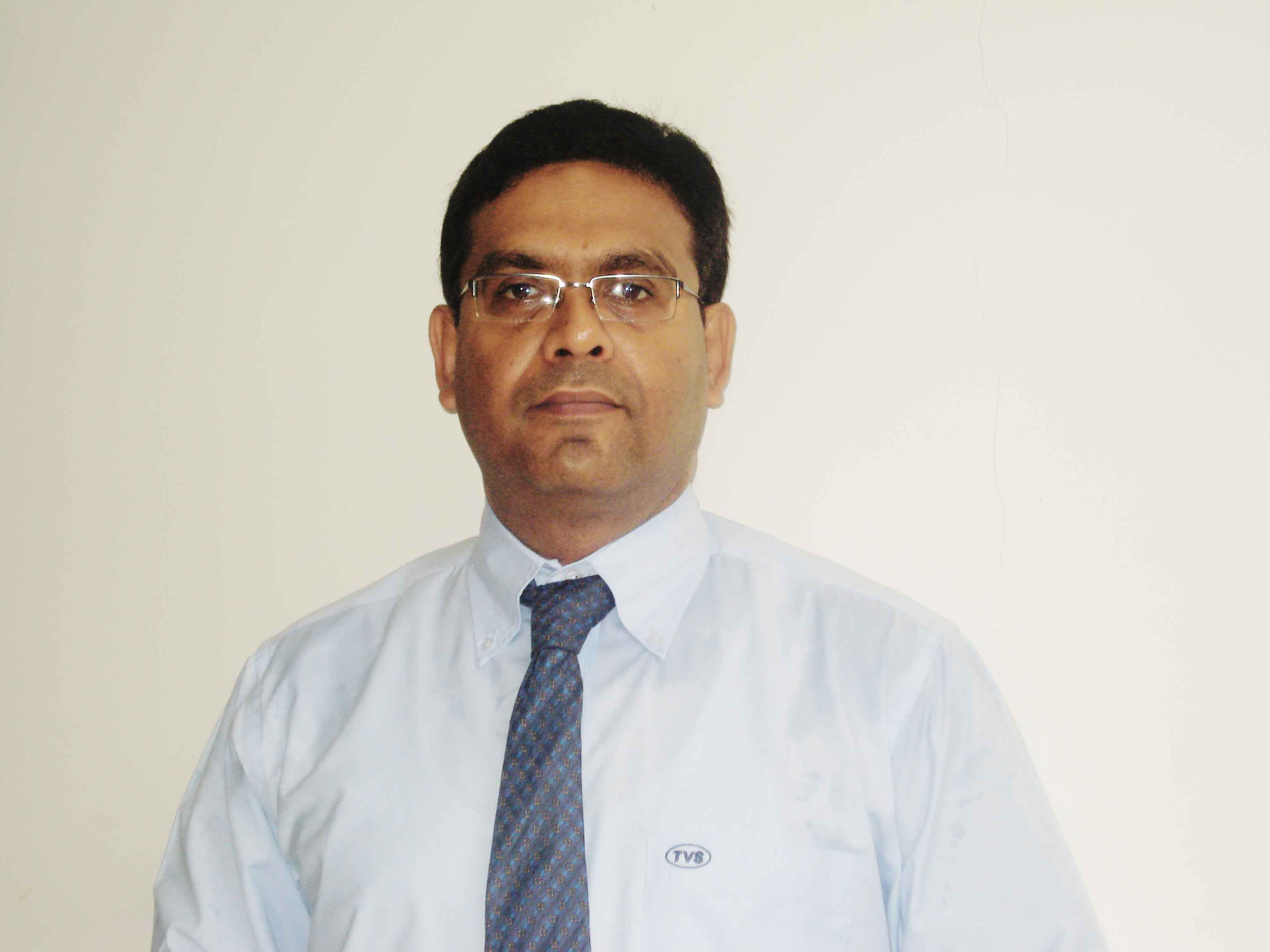 Mr. Jose Anthony (Country Manager-TVS-Electronics)