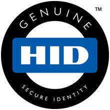 HID Genuine logo
