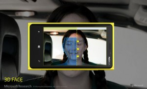 Microsoft Windows Phone 3D Scanner