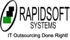 Rapidsoft Systems logo