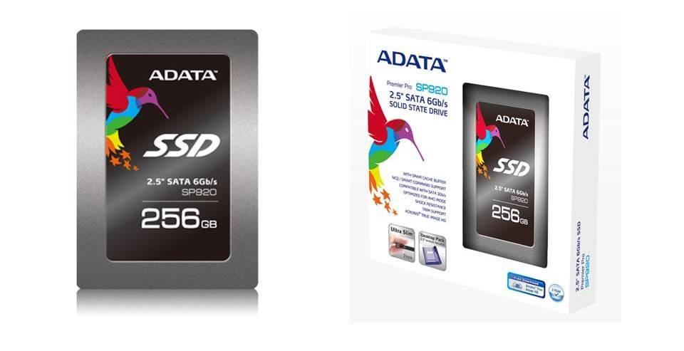 SP920 SSD