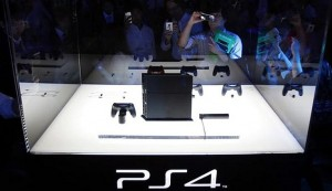 Sony PS4 at TGS 2013