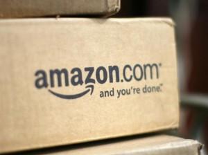 amazon packing box