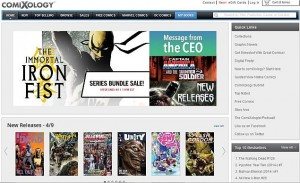 amazon to buy comixology