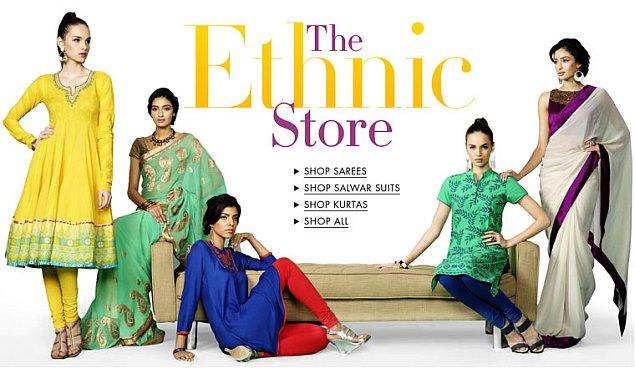 amazon_enters_india_women_apparel