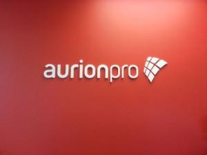aurionpro logo