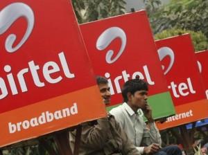 bharti airtel billboards