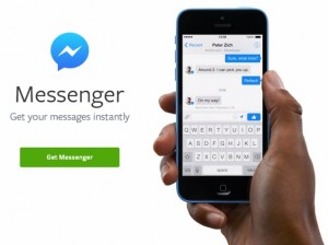 facebook messenger iphone 5c