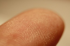 fingerprint scanner phone