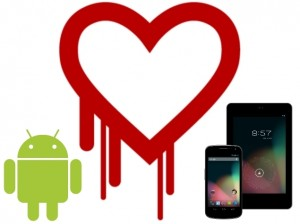 heartbleed logo android heartbleed