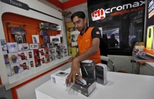 micromax mobiles shop