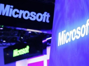 microsoft booth ces