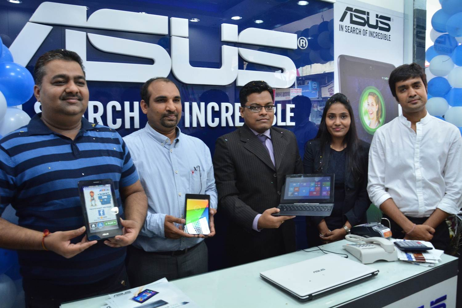 ASUS Hyderabad Store Launch