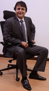 Mr.Hari Om Rai, Chairman & Managing Director, Lava International Limited