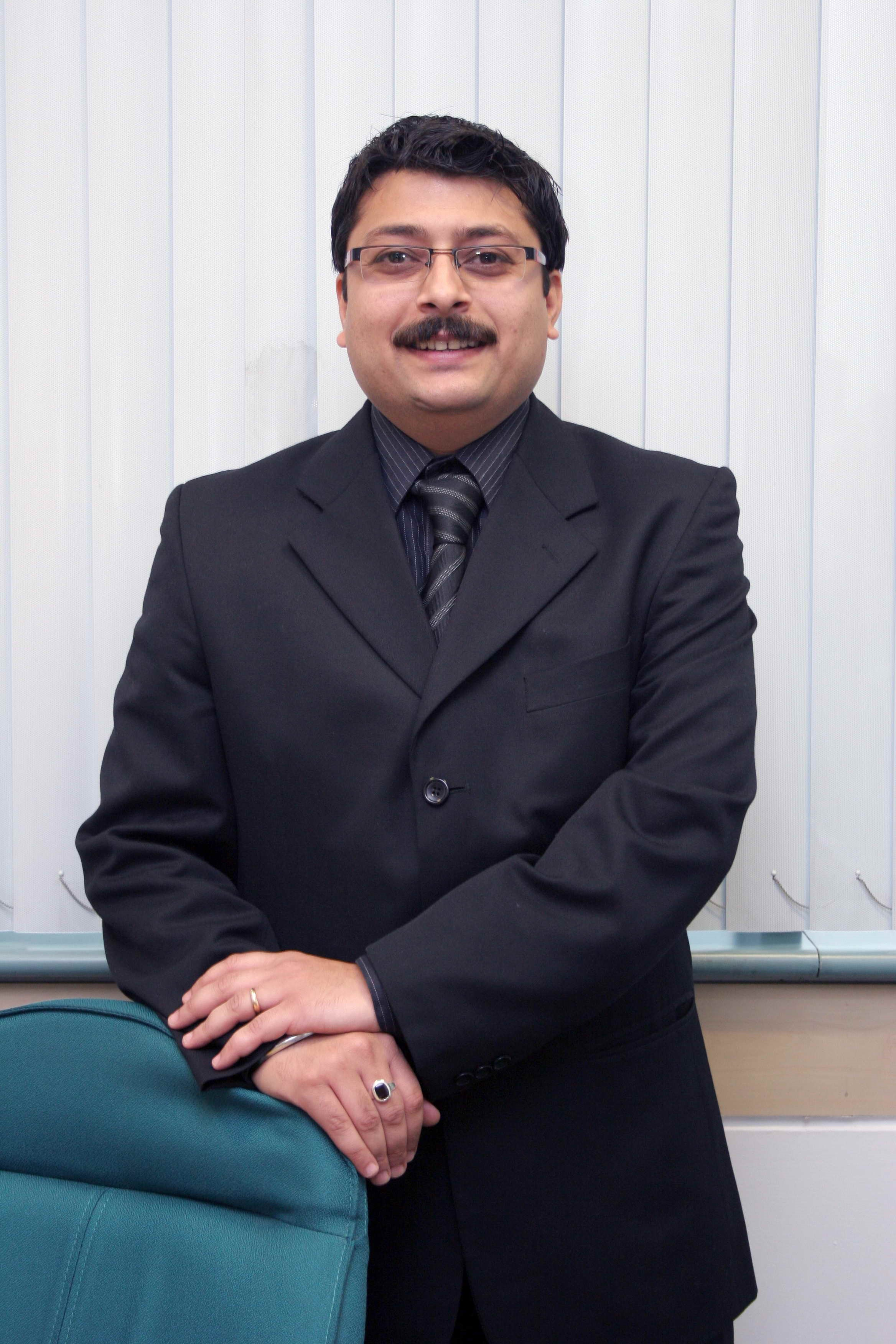 Mr. Puneet Dutta, Director- Marketing & Sales, PPP Group, Canon India