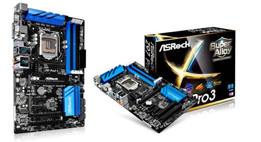Asrock product latest photo
