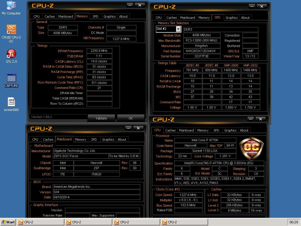 HyperX Overlocking World Record_3 June 2014