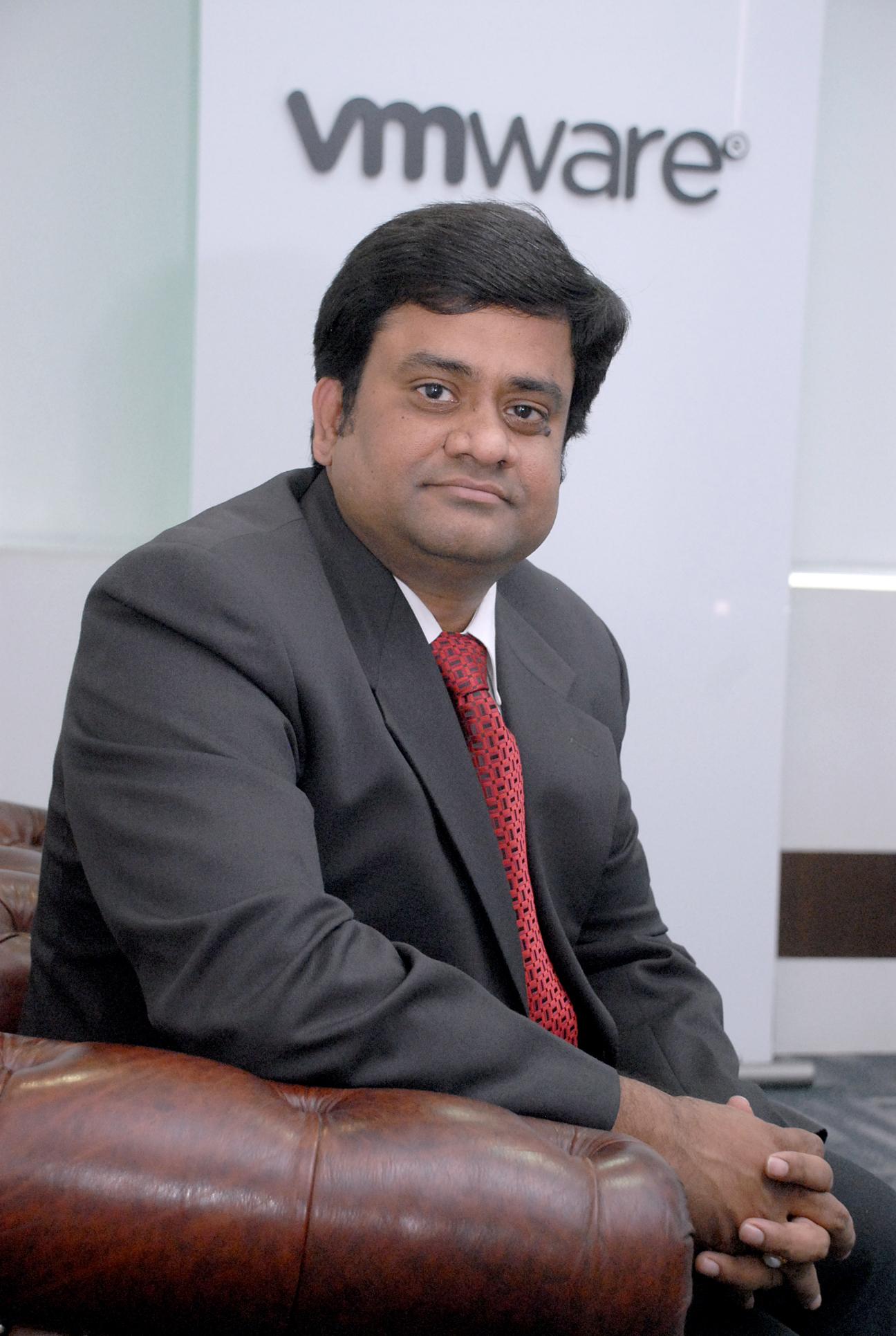 Ramesh Vantipalli, Head EUC India & Regional SE Manager - South, VMware India