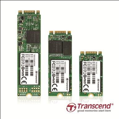 Transcend M.2 SSDs