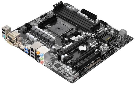 asrock product profile