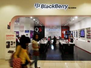 blackberry service centre jakarta logo