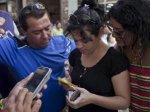 cuba cellphone crash