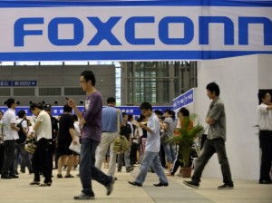 foxconn office china