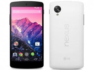 lg google nexus 5 black white