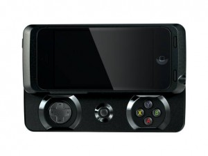 razer junglecat gamepad controller iphone press