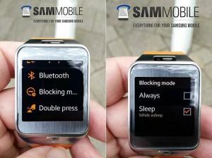 samsung gear 2 blocking mode feature sammobile