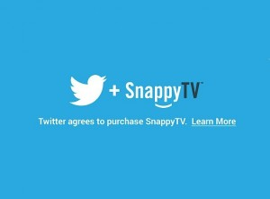 twitter buys snappytv screenshot website