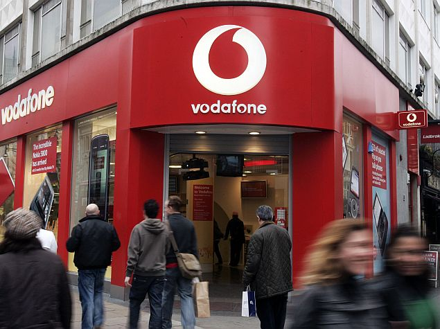 Europe Vodafone Surveillance