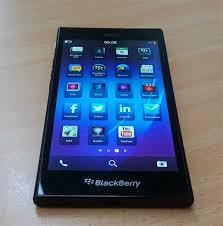 BlackBerry Z3 pics