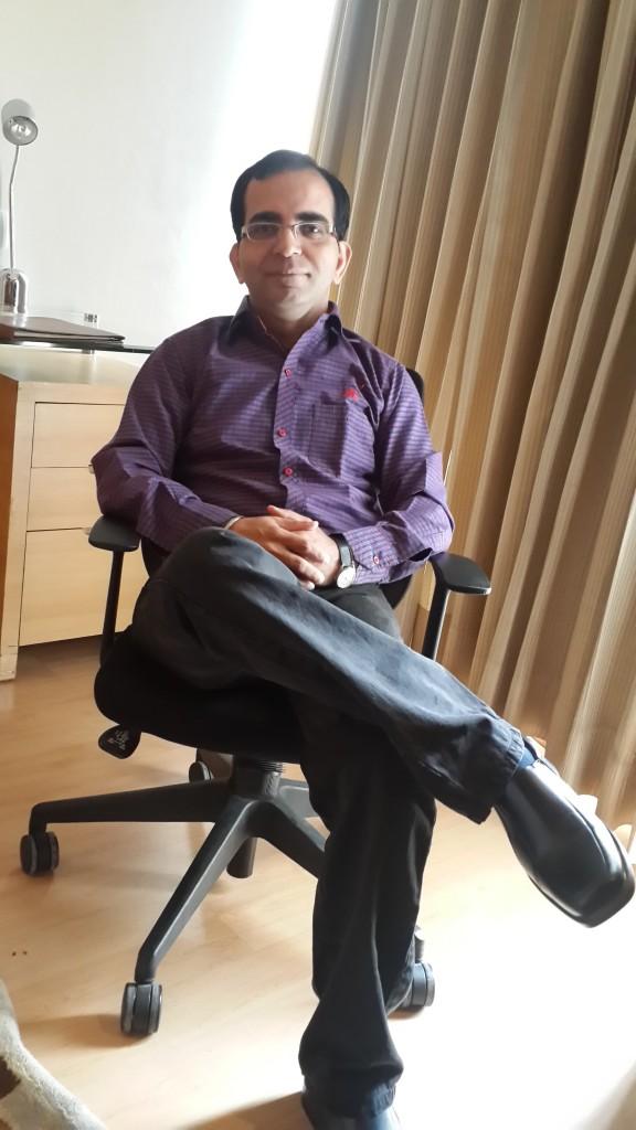 Mr Deepak Arora as the new Finance Head of ZyXEL India