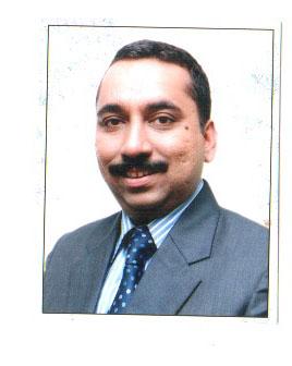 High Resolution photo of Mr. Sandeep Popli
