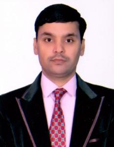 High resolution Pic of  Vijay Shandilya, CEO at E-Vision