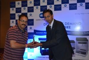 Partner launch of Konica Minolta in Hyderabad