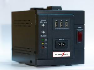 Powersafe porta solar UPS pics