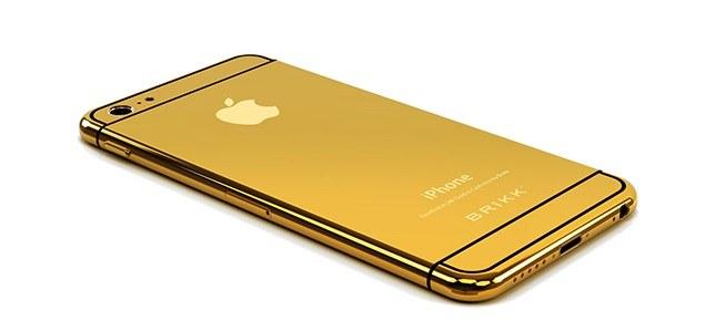 brikk iphone 6 gold