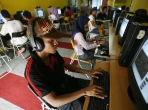cyber cafe users kuala lampur