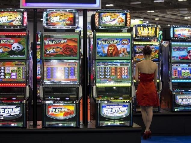 gambling slot machine global gaming expo asia macau online