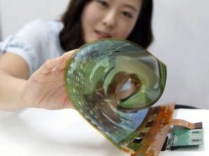 South Korea LG Display Flexible Display