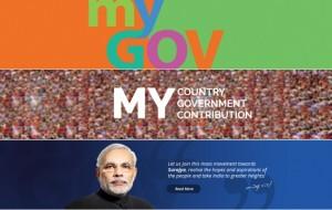 my gov portal website screenshot