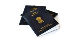 passport visa india old