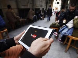 youtube on ipad india