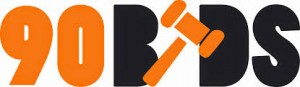 90 Bids_Logo