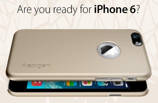 timeless design 9296c c00ca ItVoice | Online IT Magazine India » iPhone 6 Case Renders by Spigen ...