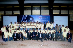 CIOs at the Cyberoam Inner Circle Conclave