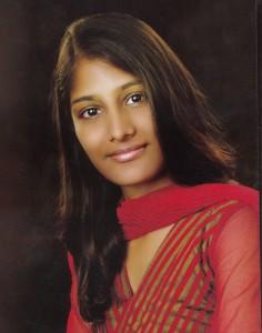 Dr. Swetha P. Jain, Winner of Global Think Test Championship 2014